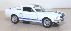 1967 Shelby GT500 Hardtop 1:38 scale
