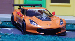 Chevy Corvette C7 Race Car #3. 1:36 scale