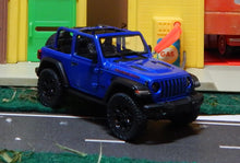 2018 Jeep Wrangler Convertible 1/34 Scale