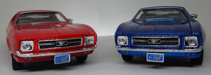1971 Ford Mustang 1/24 Scale