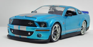 2008 Shelby GT500KR 1/24 Scale