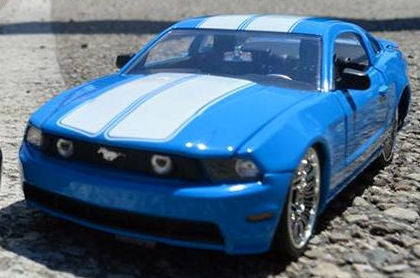 2010 Ford Mustang GT 1/24 Scale