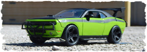 1970 Letty's Dodge Challenger SRT8 Hardtop 1:24 scale