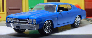 1970 Chevy Chevelle SS Hardtop 1:24 scale