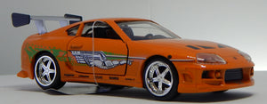 1995 Toyota Supra Turbo F8 1/32 Scale