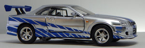 Nissan Skyline F8 1/32 Scale
