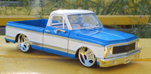1972 Chevy Cheynne Pick Up Truck 1/24 Diecast