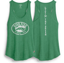 Load image into Gallery viewer, HIGH TIDE LOGO LADIES TANK