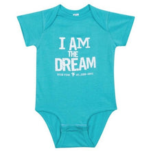 Load image into Gallery viewer, I AM THE DREAM INFANT ONESIE