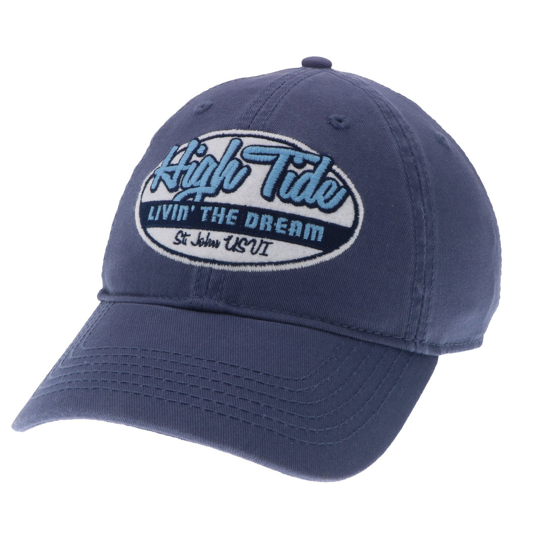 HIGH TIDE PATCH TWILL HAT