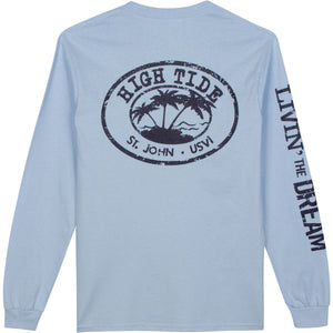 HIGH TIDE LOGO LONG SLEEVE T-SHIRT