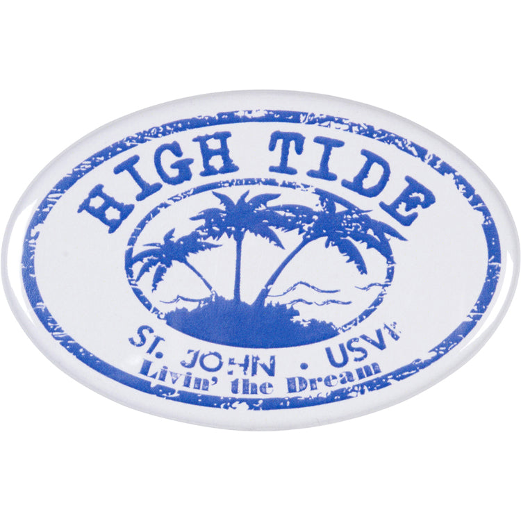 HIGH TIDE LOGO MAGNET