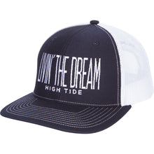Load image into Gallery viewer, LIVIN' THE DREAM TRUCKER CAP