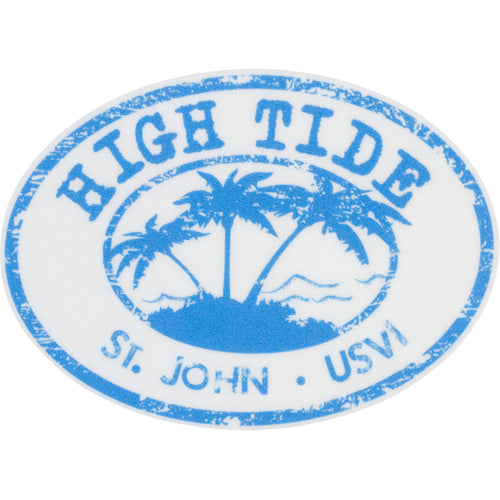 HIGH TIDE LOGO STICKER