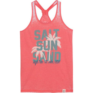 SALT SUN SAND LADIES TANK