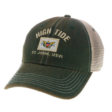 Load image into Gallery viewer, VI FLAG TRUCKER CAP