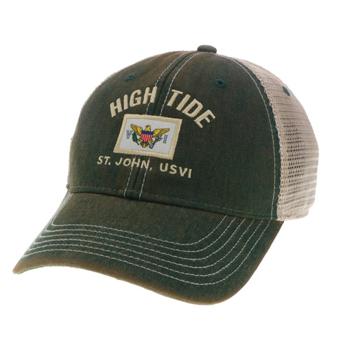 VI FLAG TRUCKER CAP