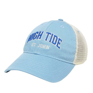 HIGH TIDE RELAXED TWILL TRUCKER  CAP