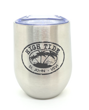 Load image into Gallery viewer, LIVIN' THE DREAM STAINLESS WINE TUMBLER