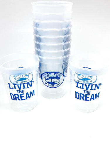 HIGH TIDE PARTY CUPS