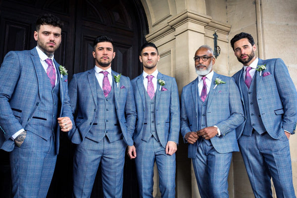 Marc Darcy Menswear | Marc Darcy Suits | Who Are Marc Darcy Menswear |  Mens Tweed Suits