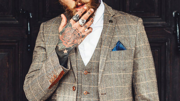 Men's Tweed Fashion Now
