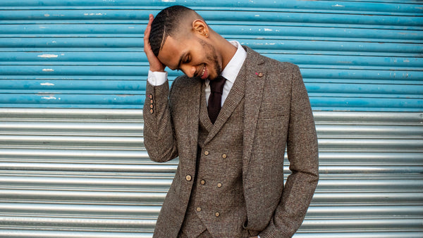 Summer Wedding Suits - Is Tweed Good for Summer? | Mens Tweed Suits