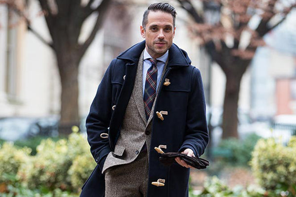 GUIDE TO BUYING AUTUMN / WINTER COATS FOR MEN