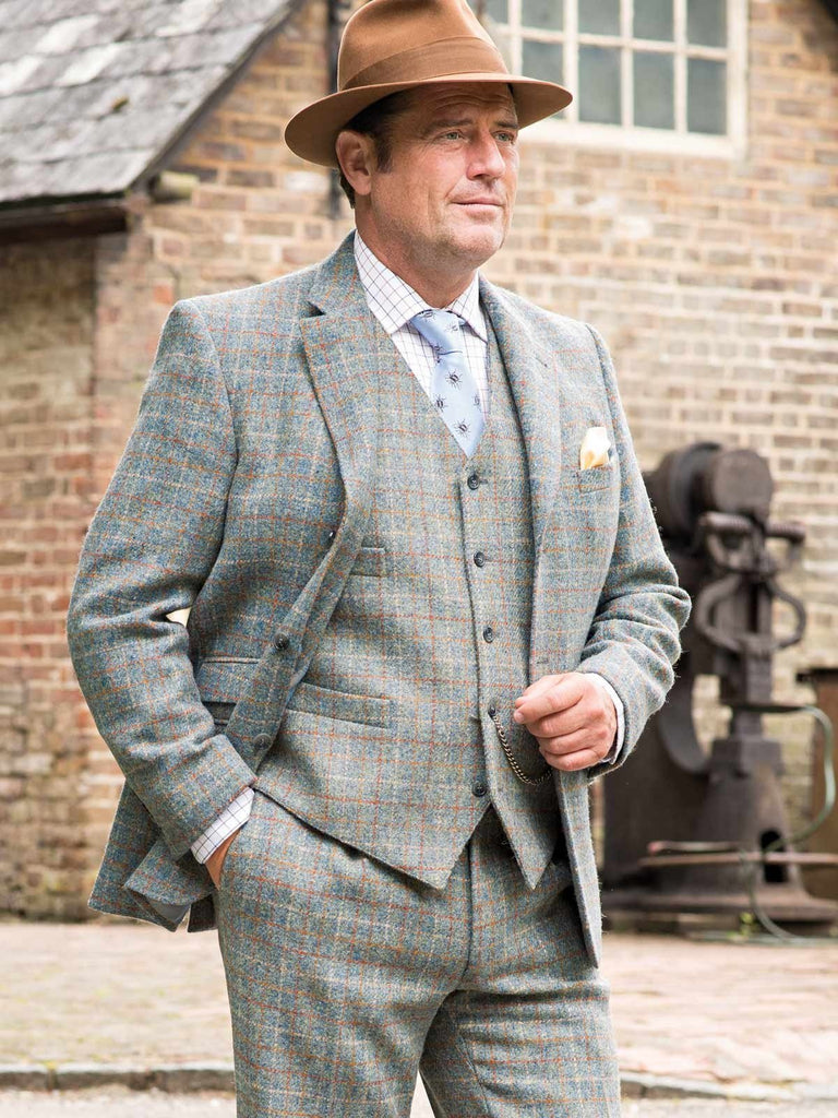 hot-selling real pre order crazy price TWEED SUMMER SUITS? WHY BRITISH TWEED IS THE PERFECT CHOICE ...