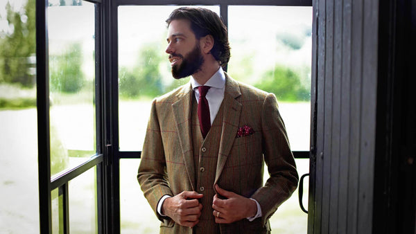 The Tweed Suit | All Questions Answered | Tweed Jacket, Trousers & Waistcoat Tips