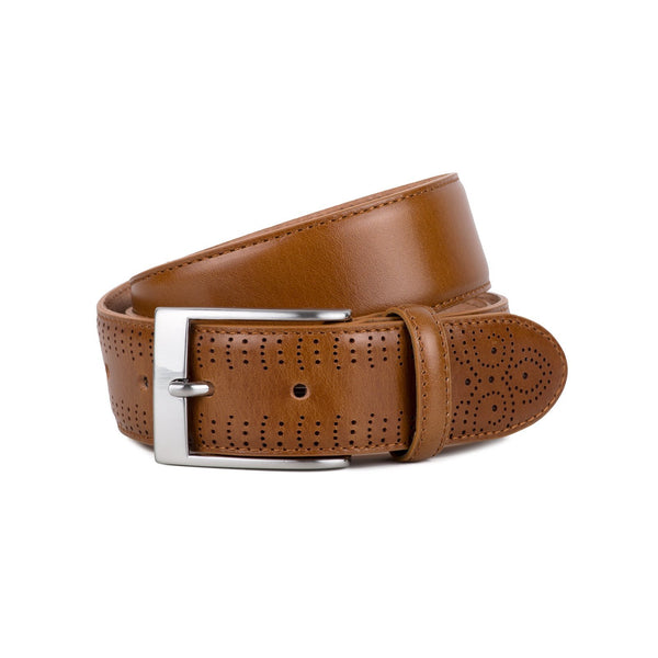 CARLO TAN BELT | GoodwinSmith