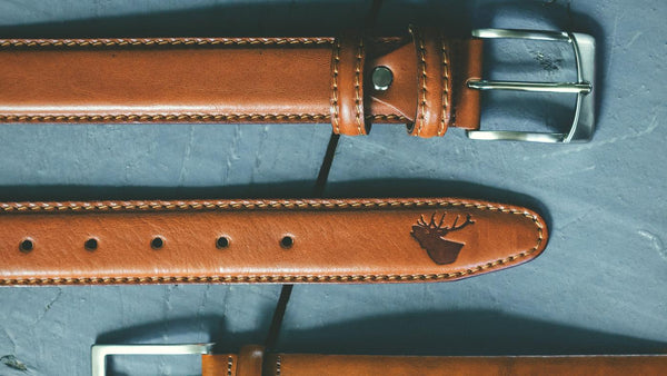 HARLEY TAN BELT | GoodwinSmith