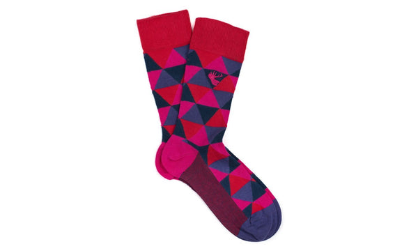 HERBERT GEO SOCKS | Goodwin Smith