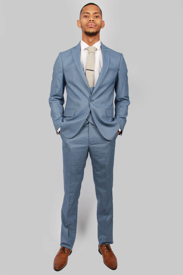 Silva Summer Suit | Floretti - Mens Tweed Suits