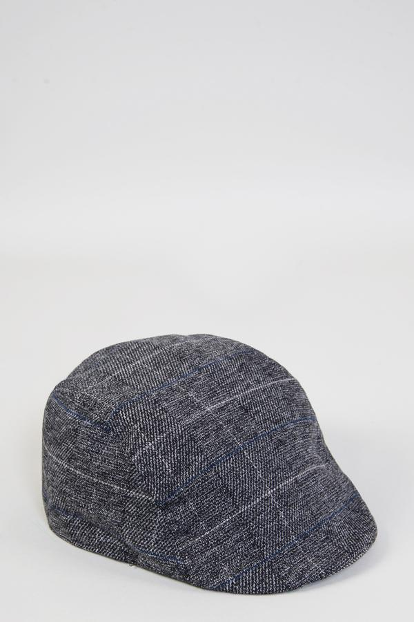 Scott Grey Check Tweed Flat Cap | Marc Darcy | Mens Tweed Suits - Mens Tweed Suits
