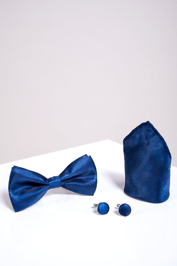 Navy Bow Ties | Wedding Bow Ties & Accessories | Mens Tweed Suits
