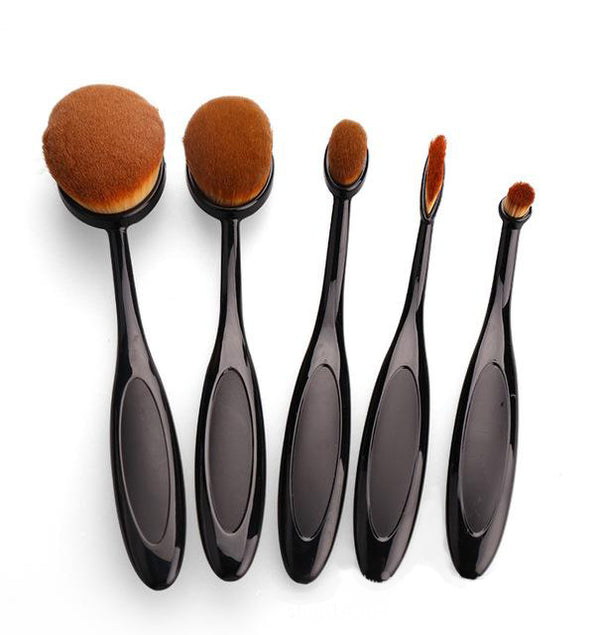 Elite Brush Set (5 piece)