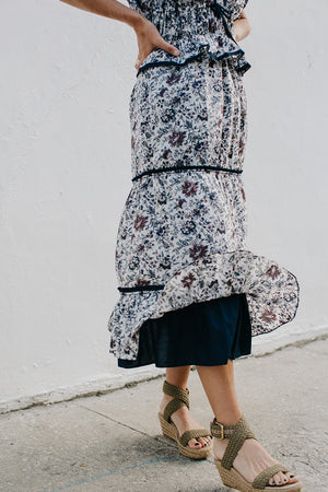 Hattie Dress - Floral Print