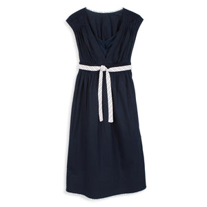 Dilly Dress - Navy