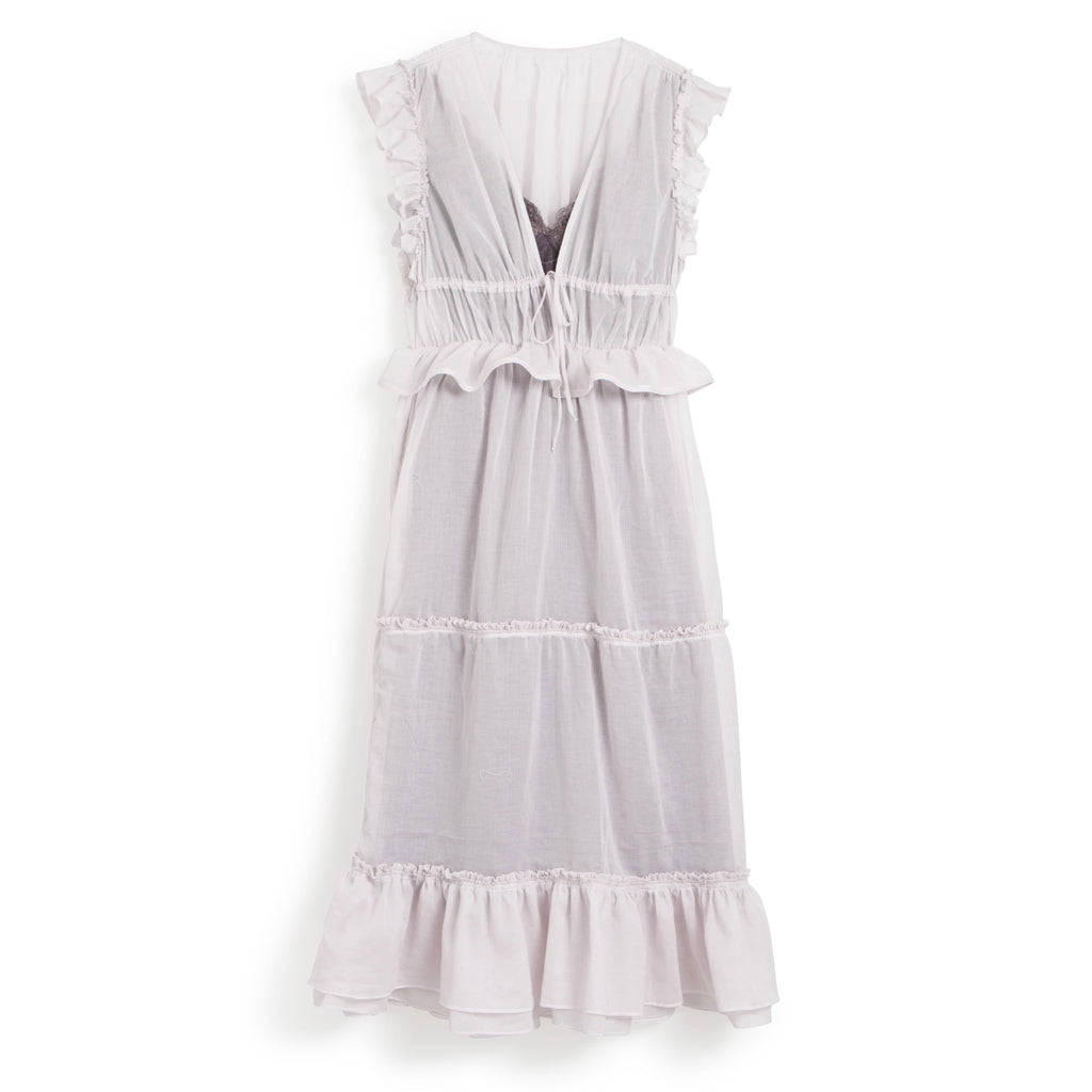 Hattie Dress - Pale Lavender