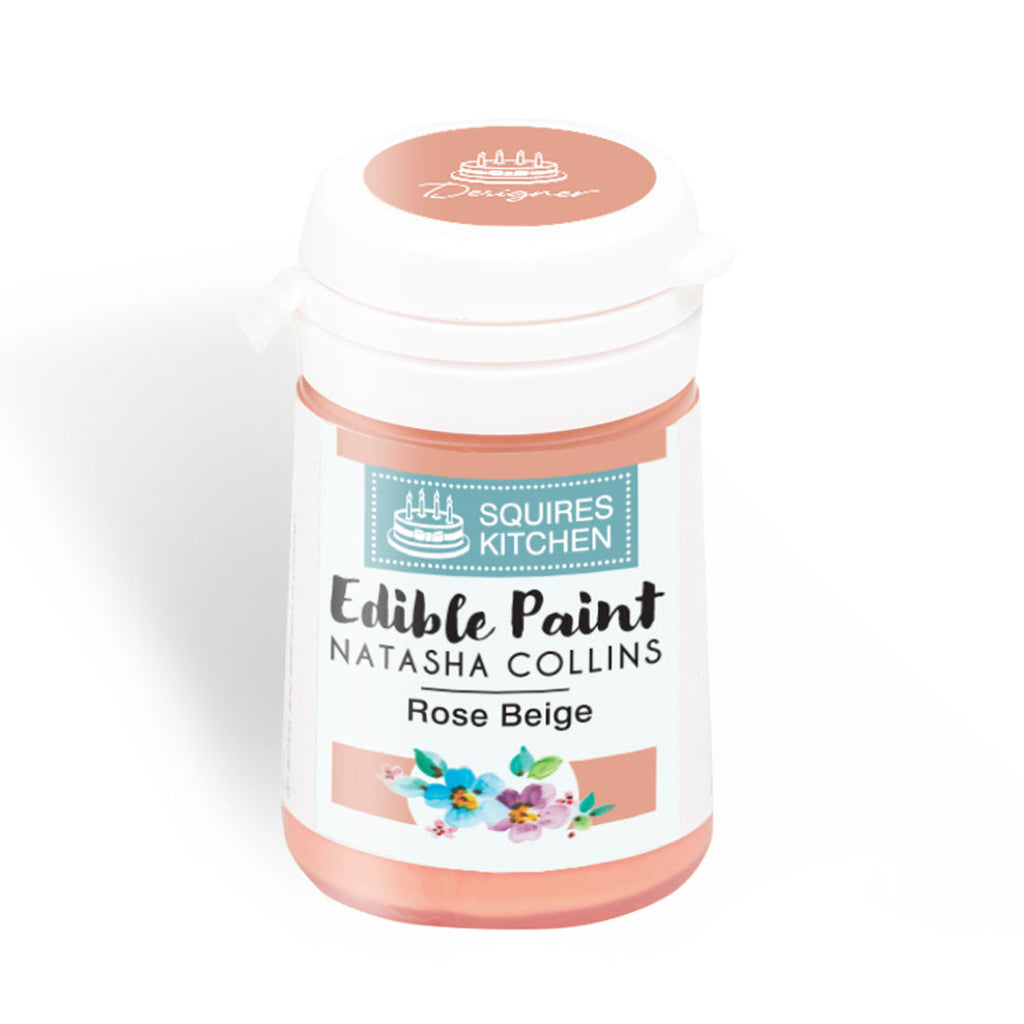 Rose Beige Squire's Kitchen Edible Paint - By Natasha Collins