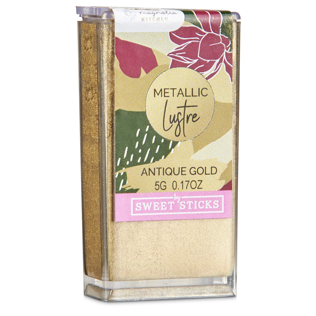 Antique Gold Lustre Dust - Sweet Sticks