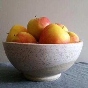 Salad bowl - Speckled