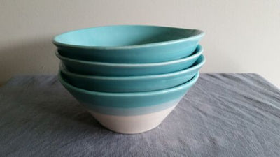 Medium Bowl - Teal