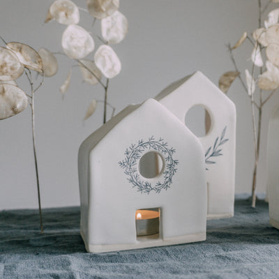 Tea Light House - Winter 2019 Collection