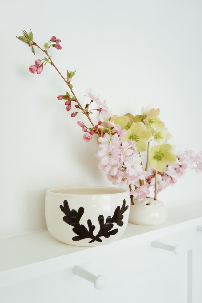 Ikebana Flower Bowl - MMP x NN