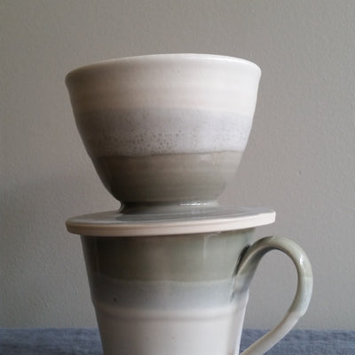 Pour Over - Shadow Gray