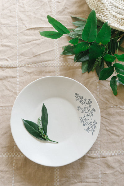 Shallow Serving Bowl - MMP x NN