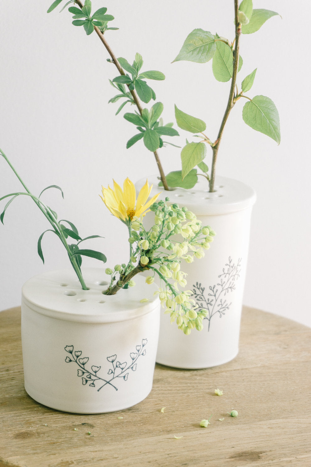 Ikebana Flower Vase - MM x OTST