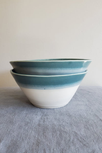 Medium Bowl - Peacock